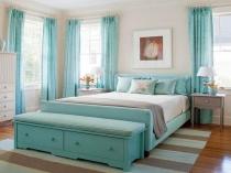 turquoise-curtains-interior-design