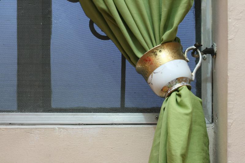 Как своими руками сделать держатели для штор