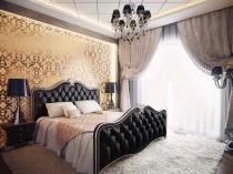 Эксклюзивный-дизайн-мебели-в-сочетании-с-золотыми-красками-интересный-выбор-для-спальни