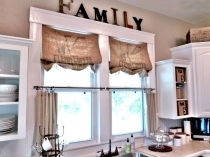 kitchen-brown-fabric-window-valance-styles-decor-for-your-kitchen
