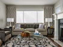 Варианты и модели штор для гостиной, фото примеры красивых и современных моделей