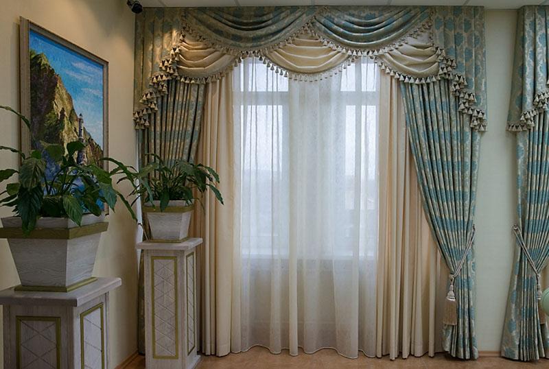 Modeli zavese za dvorano