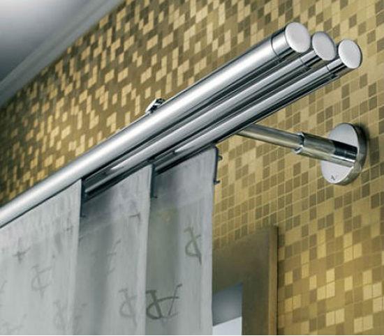 Труба-рельса, модель универсальна для подвеса прямых полотен, например, под шторы с панорамным фотопринтом, японские экраны, модели из современных тканей с 3Д эффектом