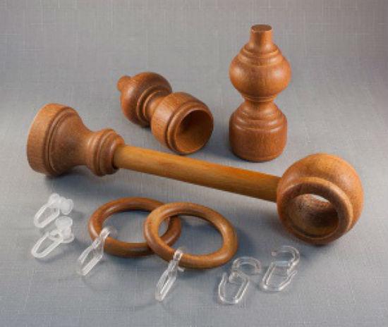 Двигаясь по деревянной основе, кольца не шумят