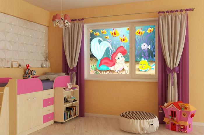 Выбирая жалюзи для детей, обязательно руководствуйтесь не только стилем и цветовой палитрой интерьера, но и увлечениями ребенка