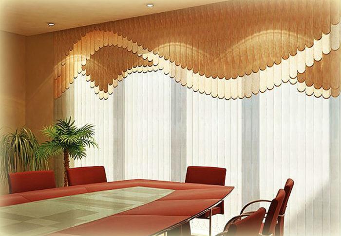 Цвет и дизайн жалюзи играют значимую роль в формировании интерьера