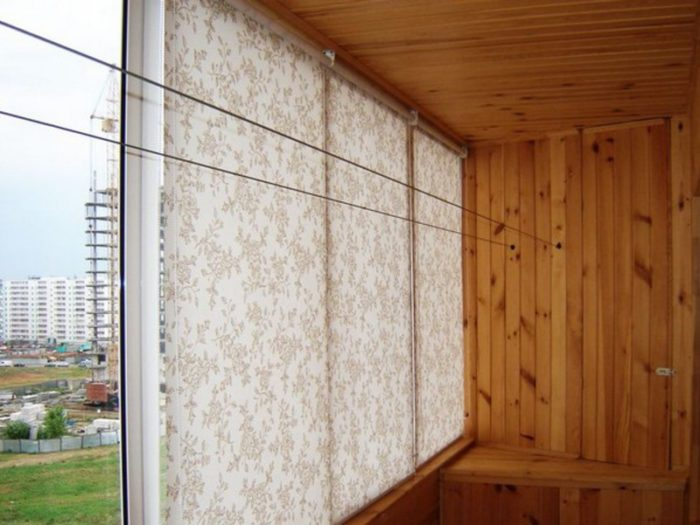 Рулонные шторы всегда к месту