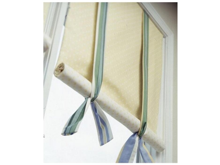 Фото элегантной ролл-шторы