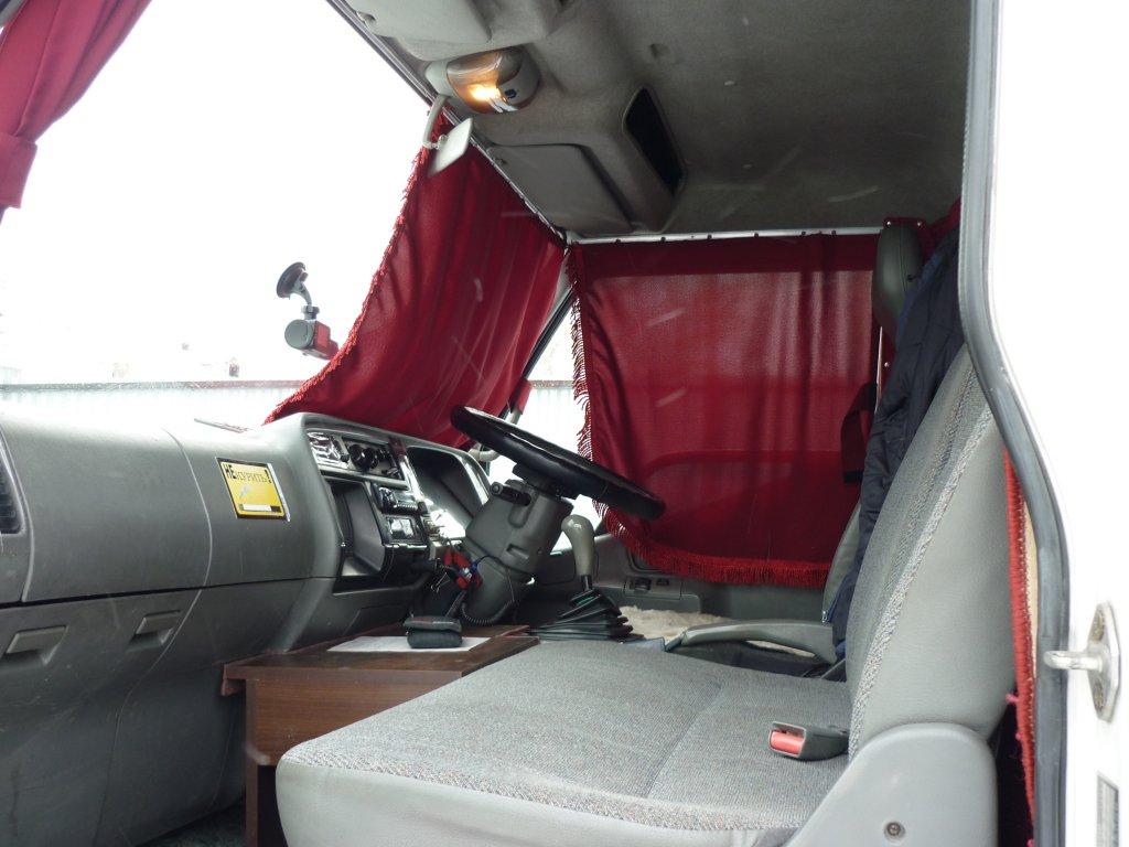 Салон грузовика своими руками