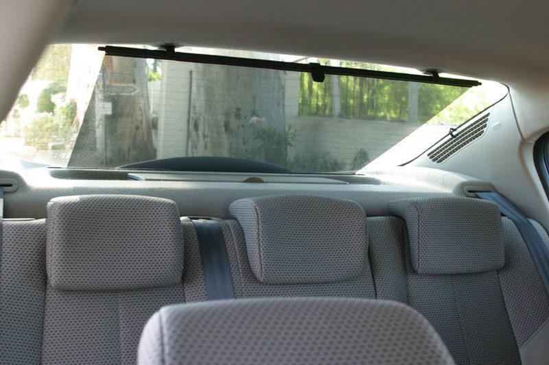 Любые из этих разновидностей можно закрепить как на боковых окнах, так и на заднем стекле.