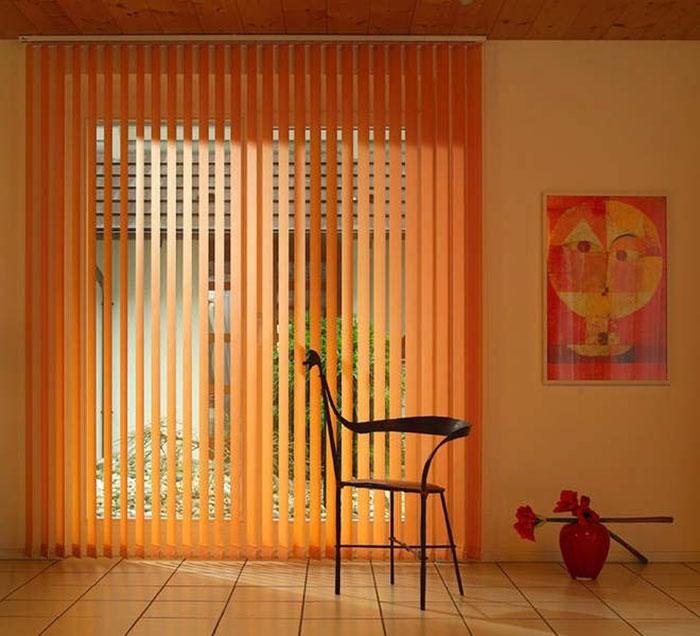 Фото окна с «оранжевым настроением»
