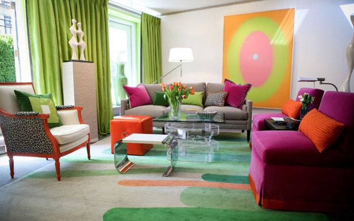 Фото «озелененного» зала